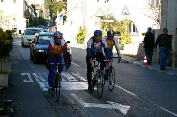 La volonté est de développer les modes de déplacements doux comme les vélos.