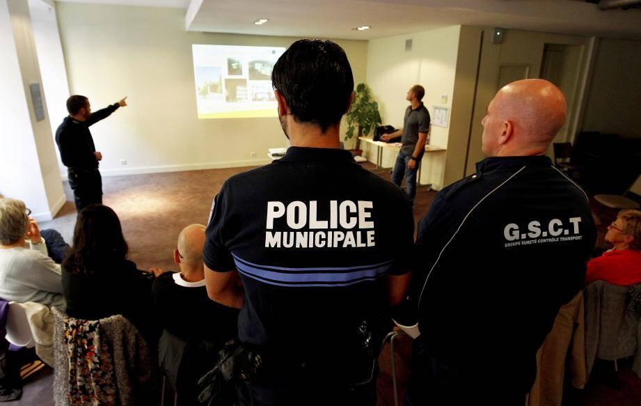 Au numéro 6 de la rue Gubernatis, la Maison des victimes a aussi un rôle de prévention, à travers divers ateliers.