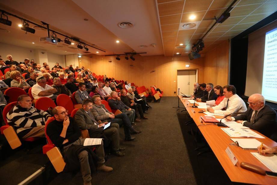 Le Comité de ligne a été l'occasion de noter les critiques et  de proposer des améliorations.
