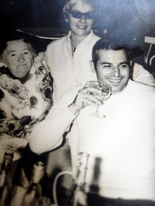 Serge Mathurin avait créé à Cagnes le « Club », fréquenté par de nombreuses personnalités.(DR)