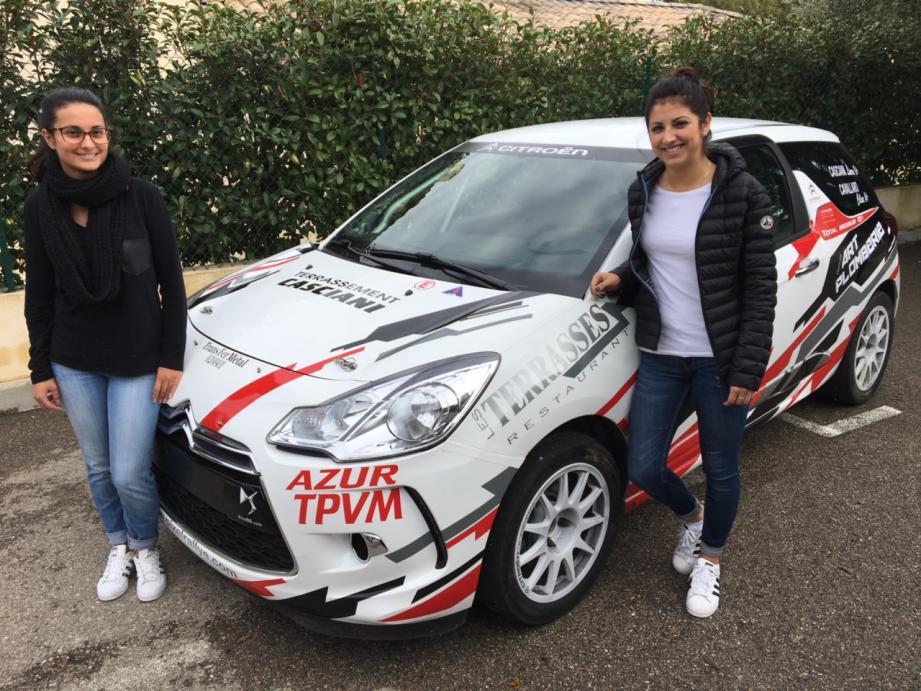 Quand un rêve devient réalité... Copilotée par Céline Cavallaro, Laura Casciani dispute aujourd'hui son premier rallye volant en main, sur les traces de son père et de son oncle, Frédérik et Ludovik, également en lice.