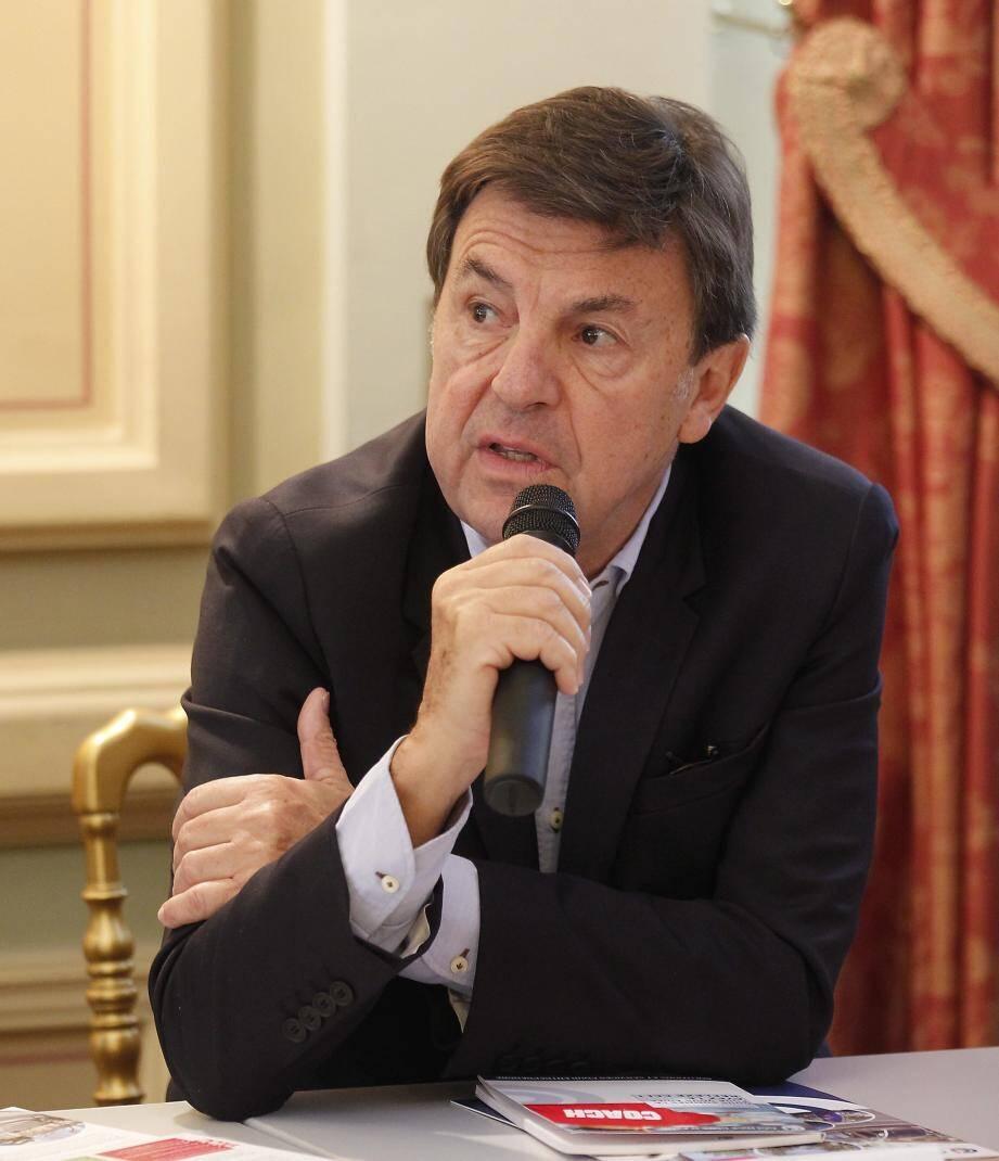 Frédéric Jourdan-Gassin, NicExpo.