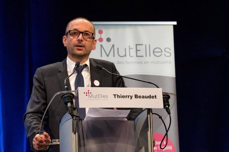 Thierry Beaudet, nouveau président de la Mutualité Française.(DR)