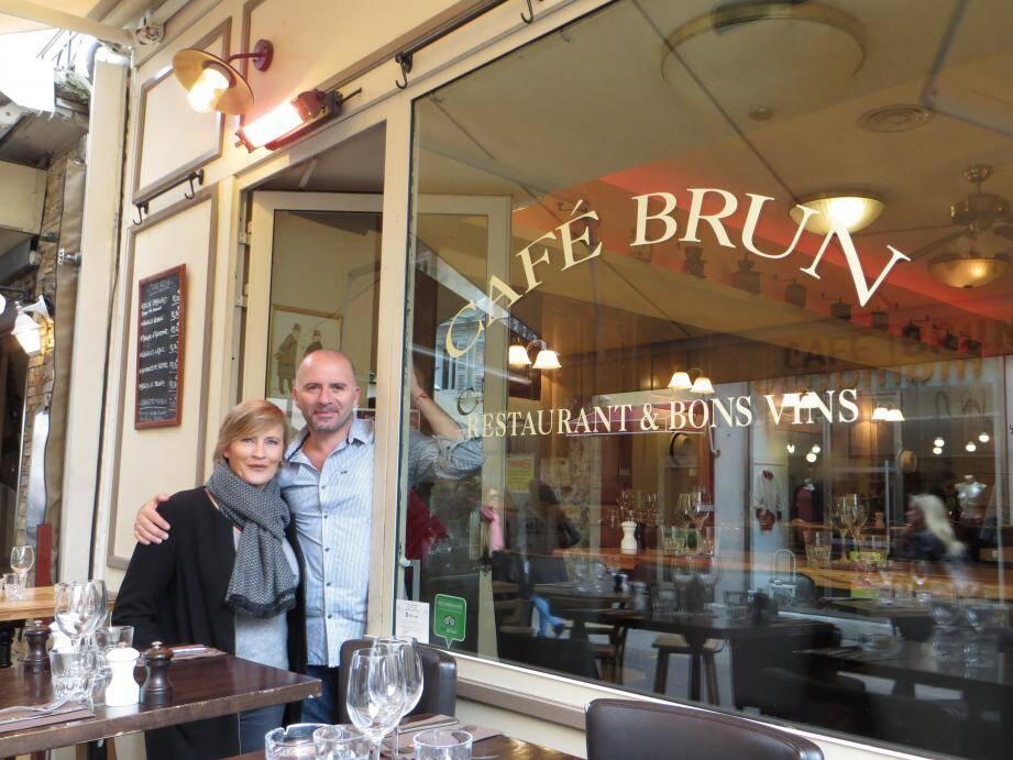 David et Christelle Baruk.