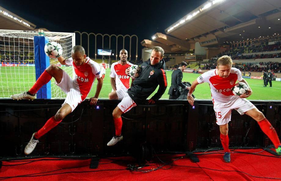 Fabinho, Sidibé, Germain ou Glik franchissent tous les obstacles cette saison.