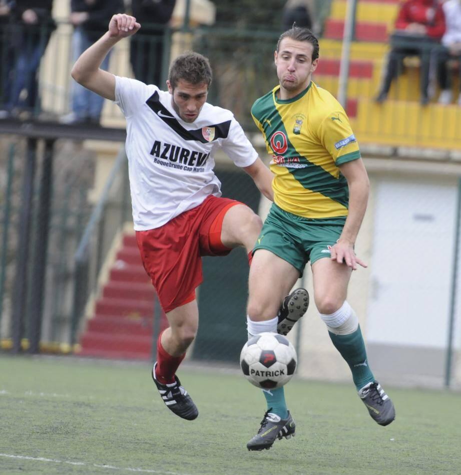 Les Roquebrunois veulent repartir de l'avant, match demain à 15h,  au Decazes.