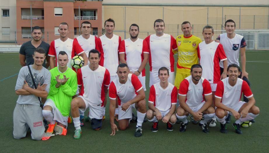 L'équipe de la poste de Monaco a tenu en échec celle de la mairie sur le score impressionnant de 6 buts  partout.