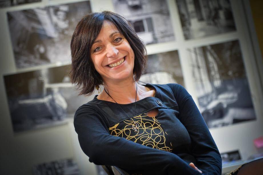La Niçoise Cati Salerno expose pour la  première fois au festival PhotoMenton.