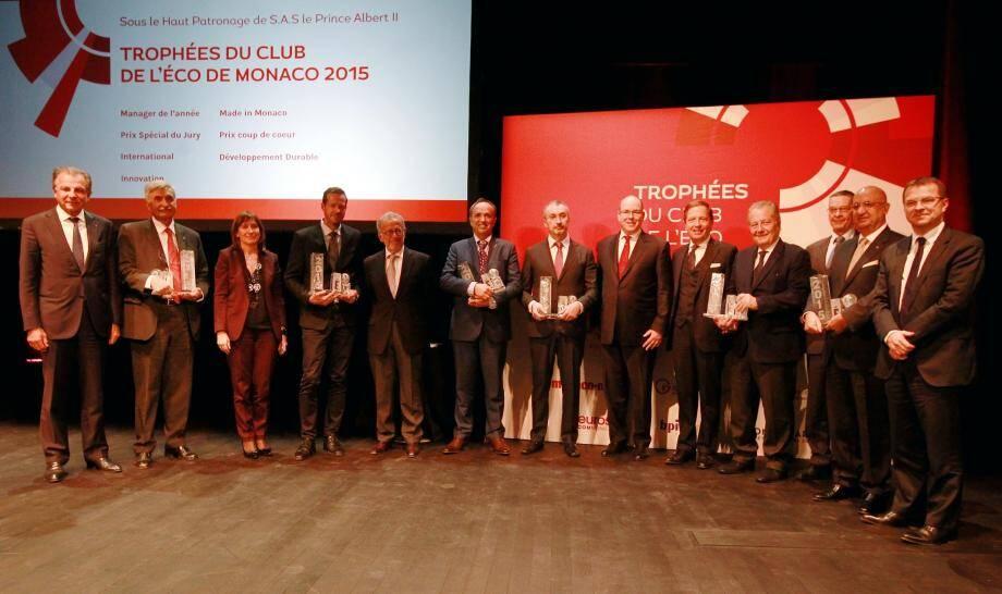 Qui montera sur la scène pour succéder aux lauréats 2015 ?