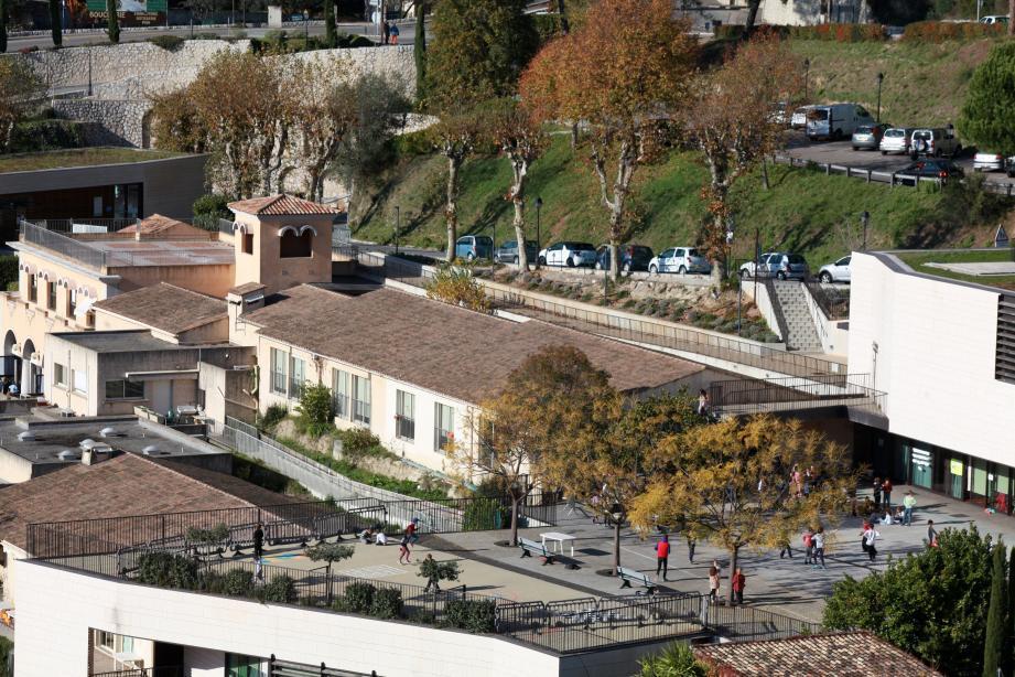 L'école des Fontettes et ses alentours seront bientôt surveillés par sept caméras.