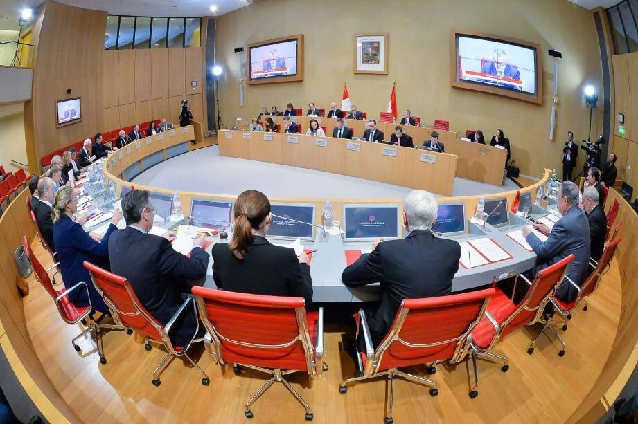 En adoptant ces trois projets de loi, les élus ont souligné l'importance pour Monaco de la coopération internationale.