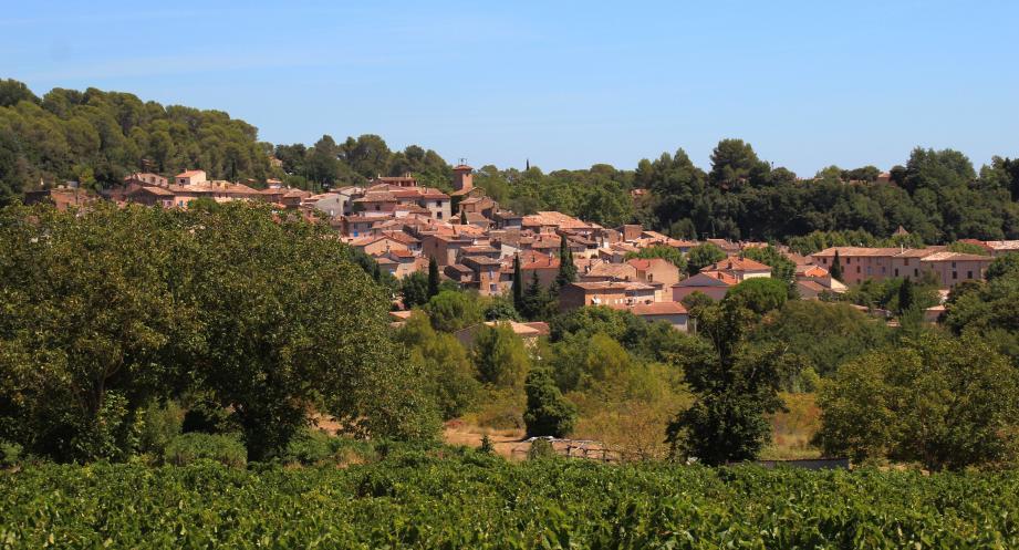 Le village de La Motte