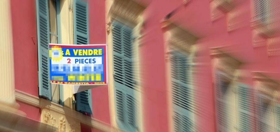 Sur un nombre total de 225.372 logements exactement, Nice présente un taux de logements vacants très élevé: 13,2%, soit près de 30.000 unités.