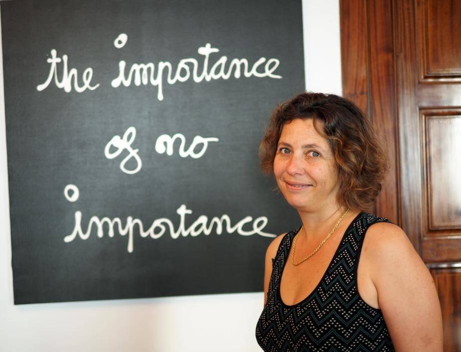 Odile Redolfi-Payen, directrice du Festival Ovni, et de l'hôtel Windsor.