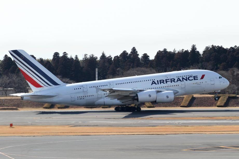 Illustration A380-800