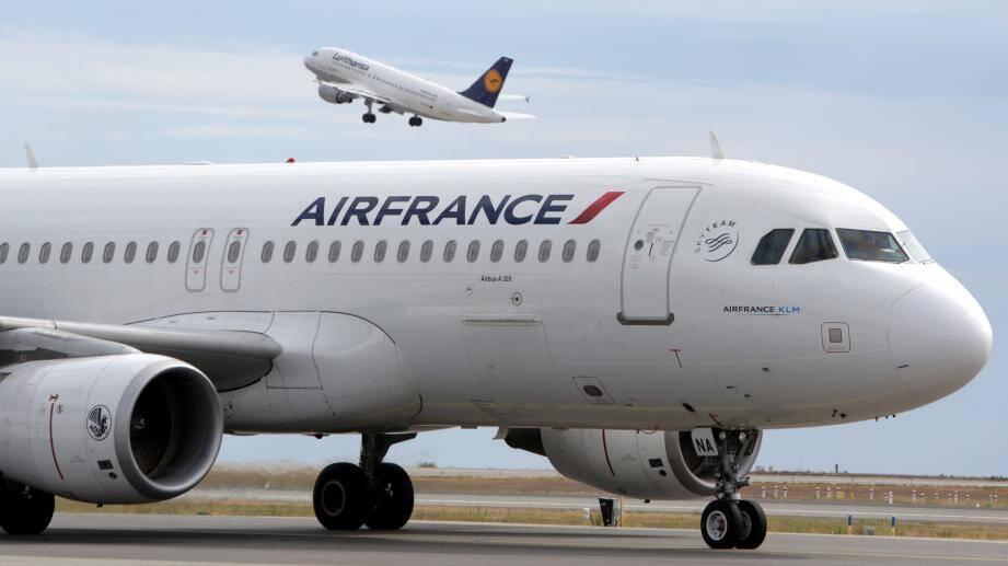 Mercredi, Air France ne souhaite faire