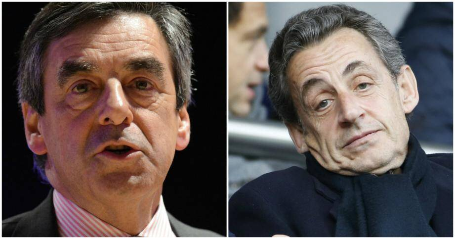 L'ancien président n'a pas fait le poids face à la vague Fillon.
