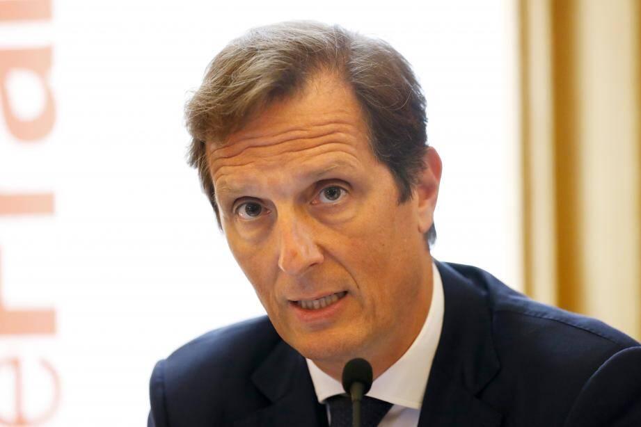 Jérôme Chartier, porte-parole de François Fillon et député du Val-d'Oise.
