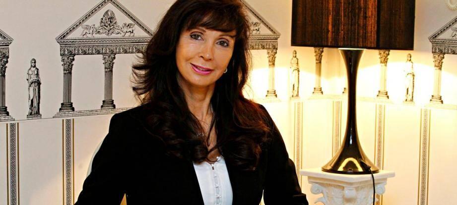 Conseillère matrimoniale depuis trente ans, elle fait germer l'amour et a uni nombre de Niçois.