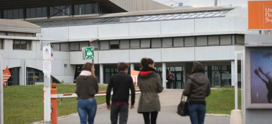 Des étudiants de Stapas à Nice (image d'illustration).