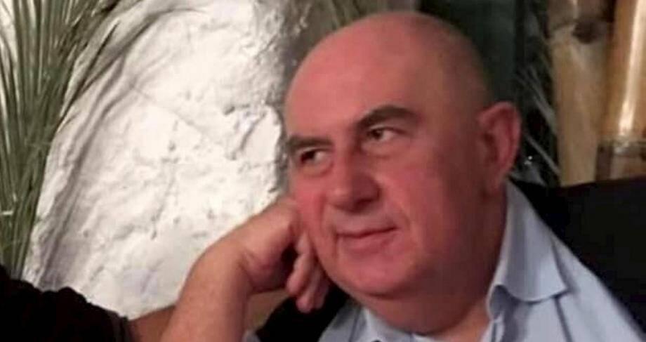 Giuseppe Serena, restaurateur, accusé d'avoir commandité le rapt.