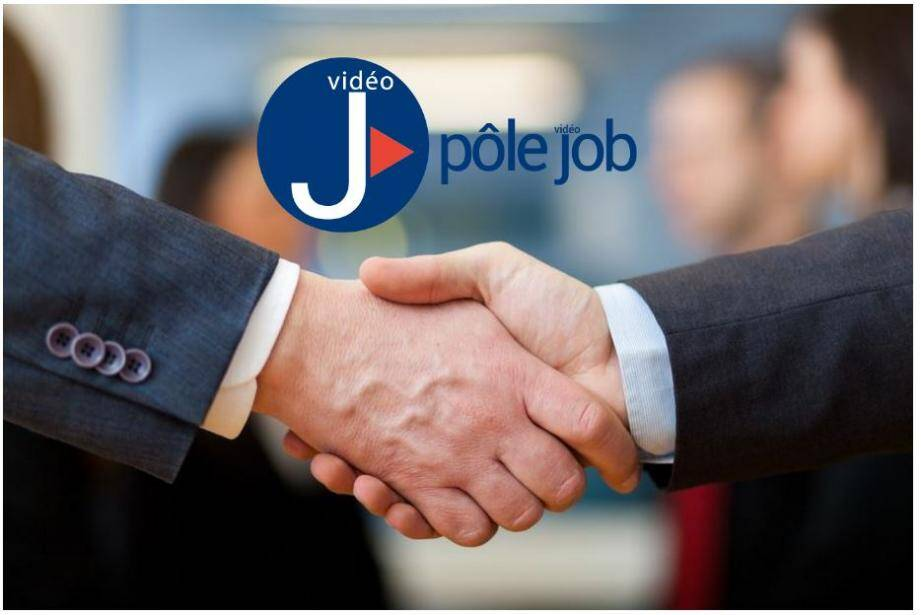 Le logo de polejobvideo.com