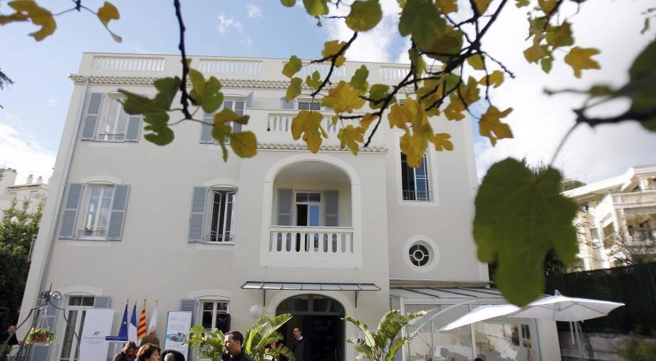 La Villa Bréa, proche du boulevard Gorbella, a été inaugurée.