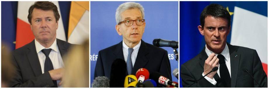 Manuel Valls tâcle Christian Estrosi sur ses propos tenus à l'encontre du préfet des Alpes-Maritimes, Adolphe Colrat.