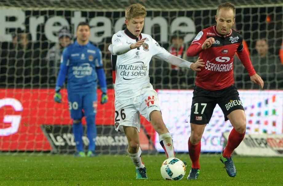 Koziello a réussi son retour dans le onze en Ligue 1.
