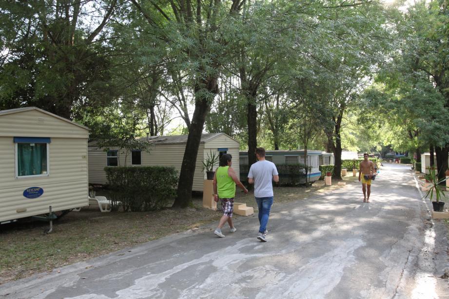 Un projet qui signe la fin de l'unique camping de la commune?