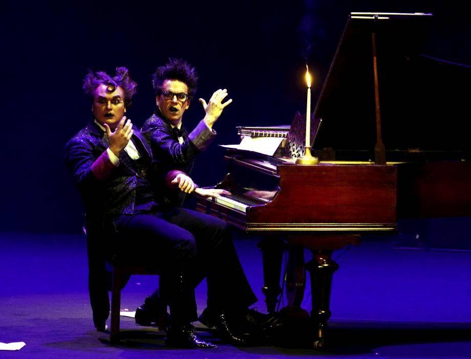 Les Virtuoses ont embarqué le public dans un voyage vers l'inconnu...