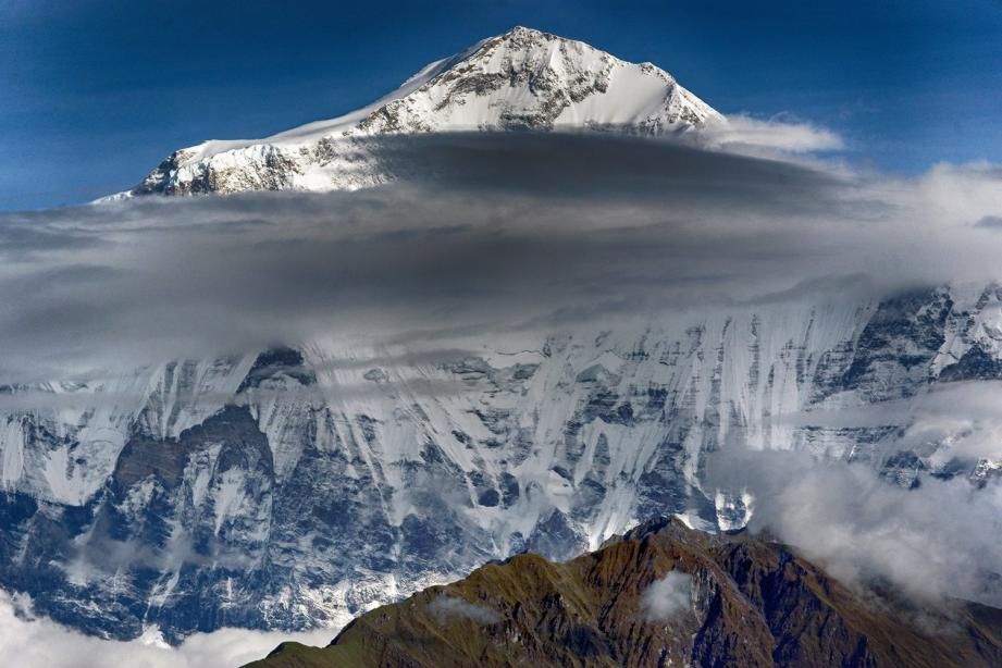 Les merveilles de l'Annapurna présentées demain soir au Club des Reporters.(DR)