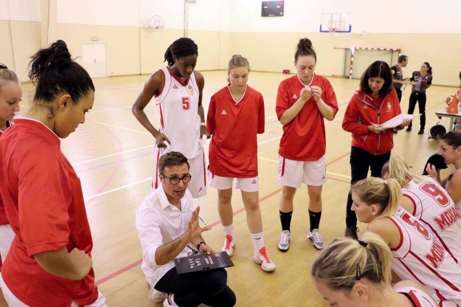 Olivier Tuso, le coach de l'équipe première de l'ASM, peut être fier du parcours accompli depuis le début de saison.