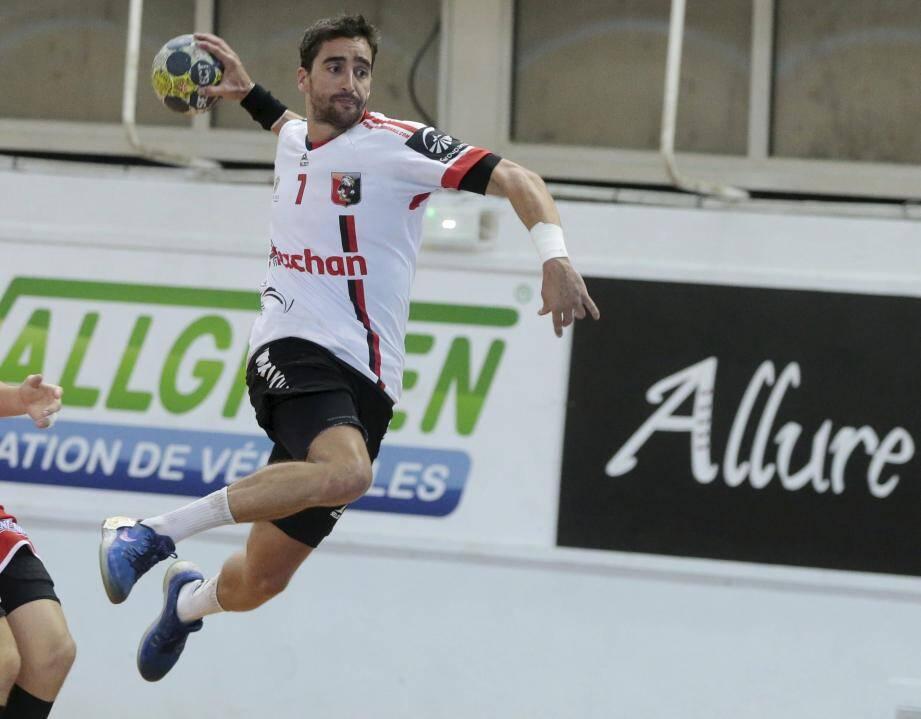 Montavez Molinos et ses coéquipiers visent la victoire à Montpellier.
