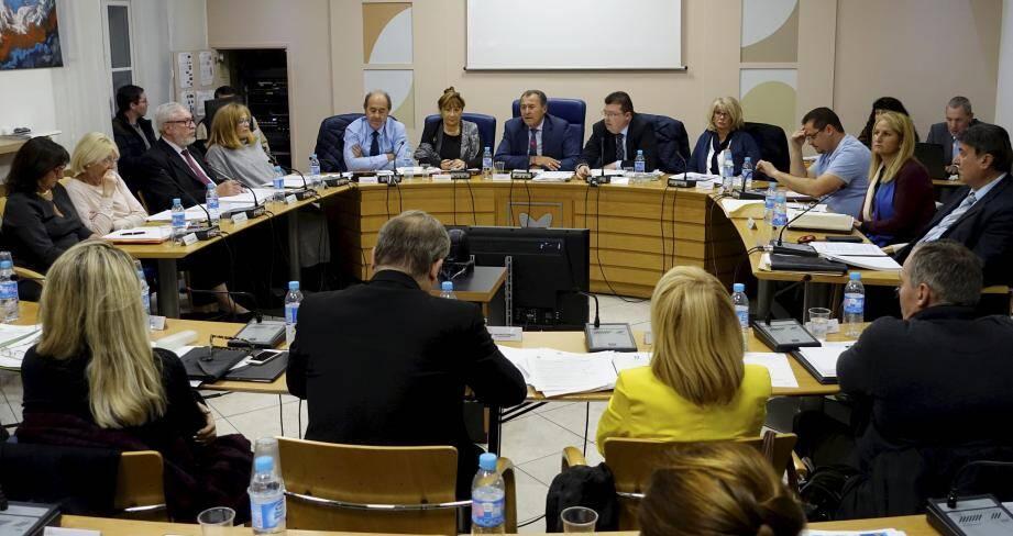 Le débat d'orientation budgétaire était à l'ordre du jour du conseil municipal de jeudi.