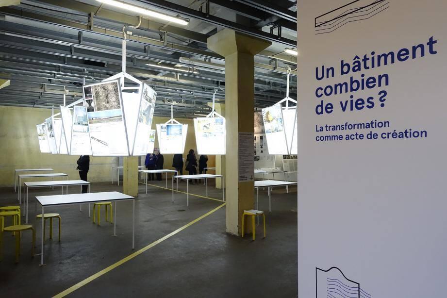 Les Abattoirs sont le lieu prédestiné à accueillir une telle exposition sur le reconditionnement des bâtiments ou friches.