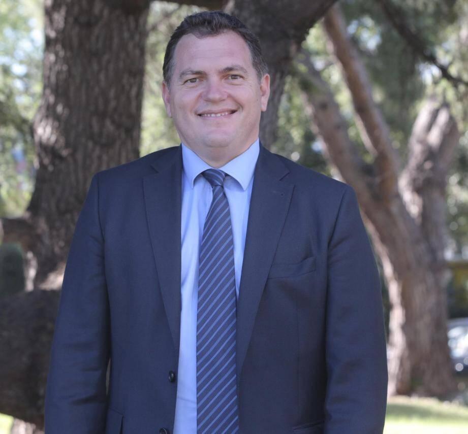 Philippe Tabarot, vice-président de la Région en charge des Transports.