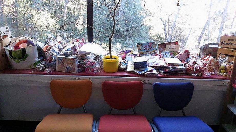 Des dizaines de cadeaux seront remis prochainement à ceux qui sont dans le besoin.