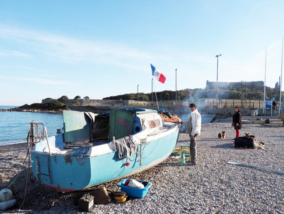 """""""Akisi"""" est la treizième épave répertoriée sur le littoral ou dans les fonds antibois."""