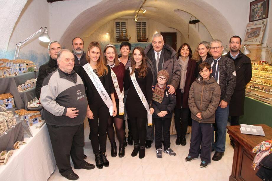 Lagnel, Neveu, Ascia, Jouglas... De grands noms dont il est possible de connaître l'histoire et les œuvres lors de la visite de cette exposition de crèches provençales.