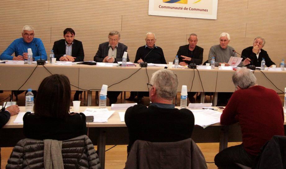 Un conseil apaisé qui a voté à l'unanimité les vingt points à l'ordre du jour.