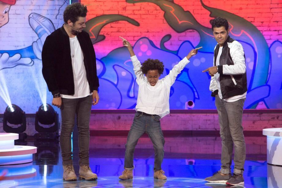 Parrainé par Kev Adams, Kaijo, sera à découvrir dans la nouvelle émission 100 % humour de Jamel Debbouze : « Le jamel Comedy Kids »