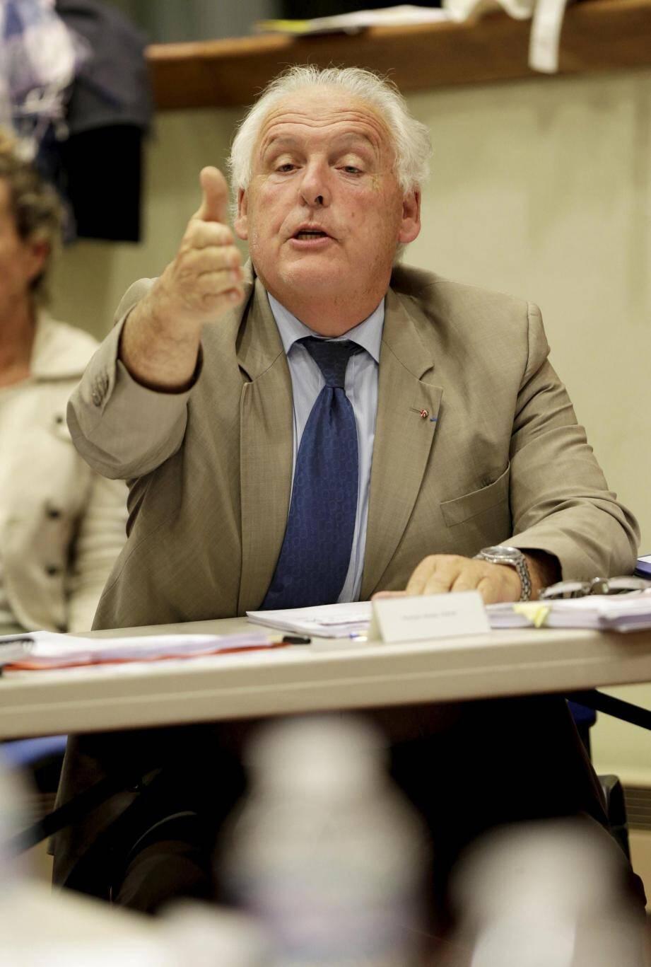 Le maire de Levens, Antoine Véran, relaxé.