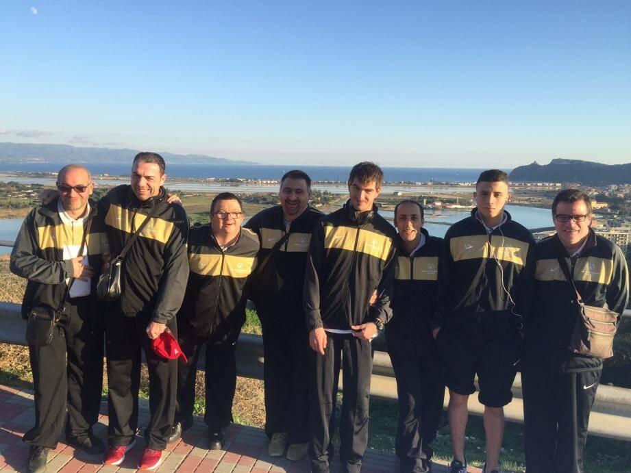 Félicitations à l'équipe de la Special Olympics de Monaco. (DR)