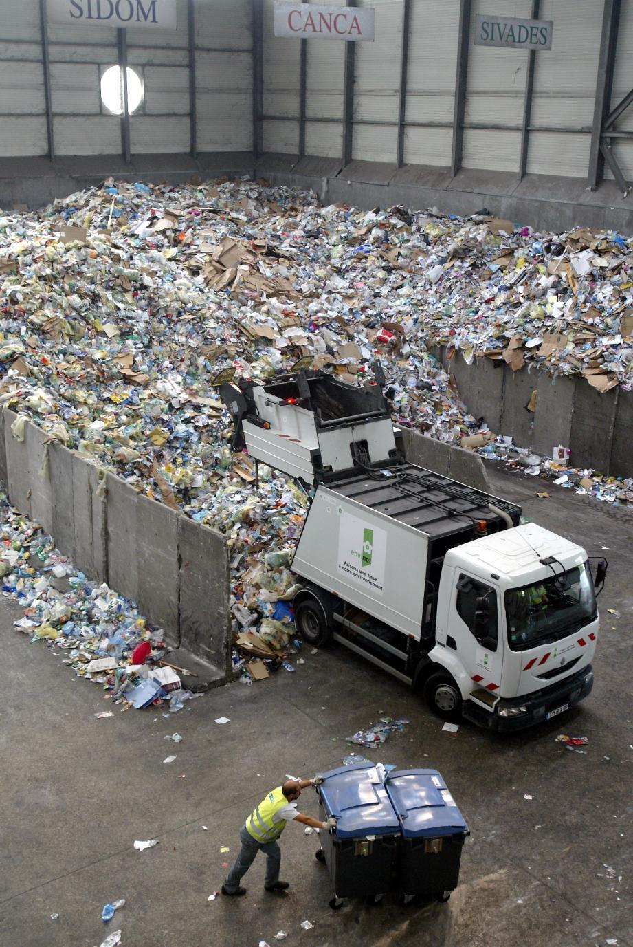 La collecte des déchets va passer sous l'égide de la communauté d'agglomération.