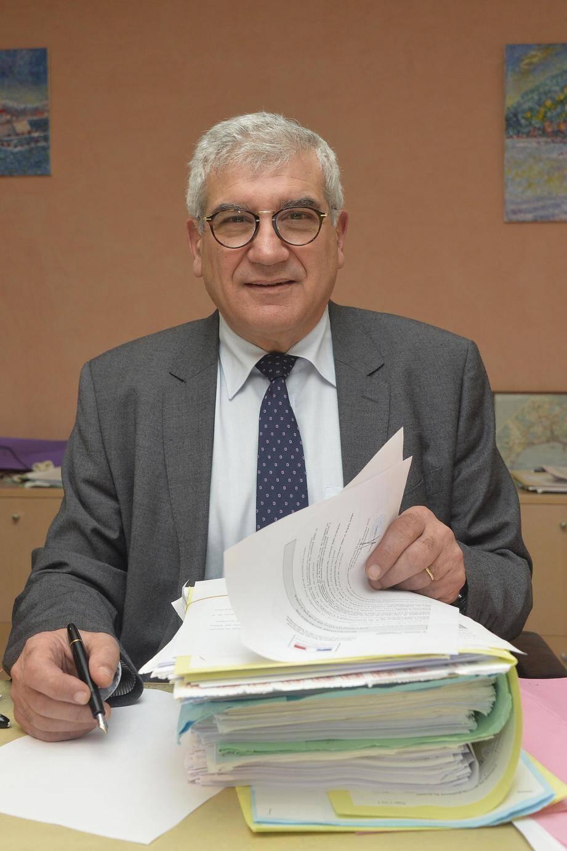 Georges Gutierrez prendra ses nouvelles fonctions à Montpellier début janvier.