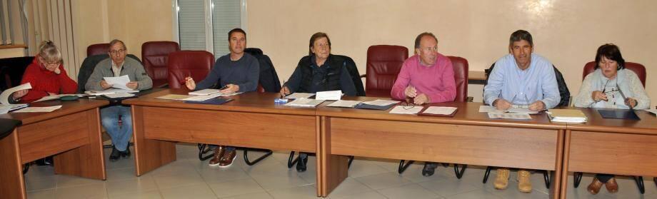 Le Plan local d'urbanisme aura occupé de très nombreuses réunions du conseil municipal.