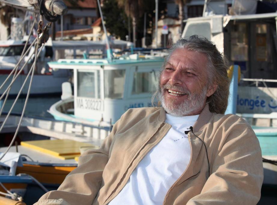 C'est un Eric Sommer heureux qui a retrouvé Cagnes le 18 mars, deux jours après sa libération des geôles de Sainte-Lucie.