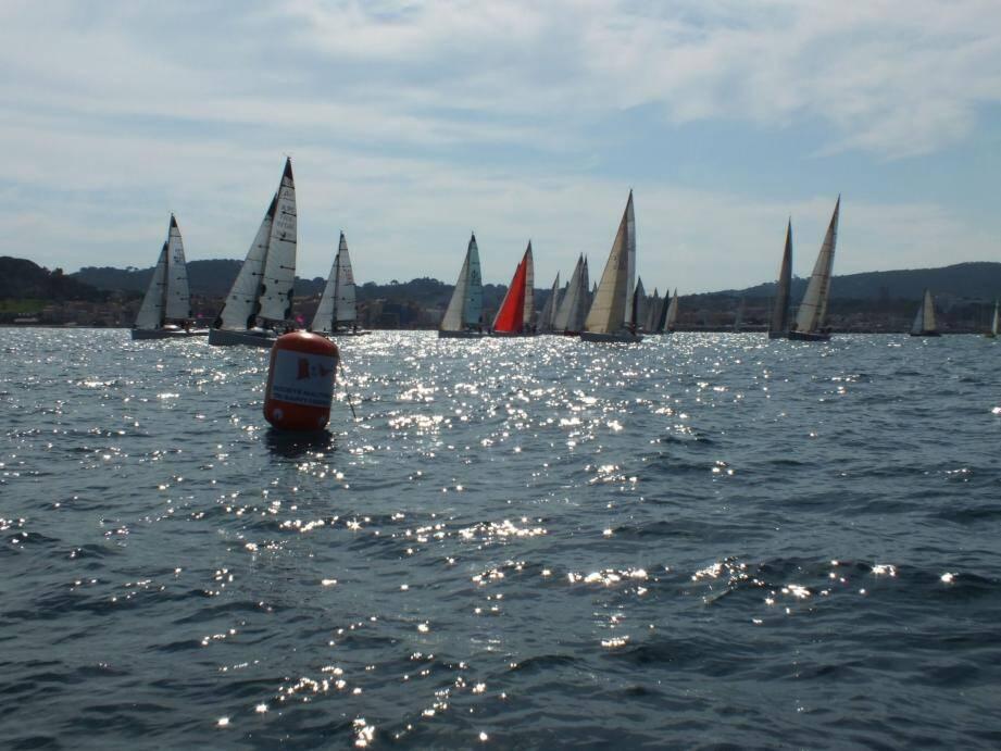 Quelque soixante bateaux habitables ont participé à l'édition 2016 du challenge interclubs, entre janvier et décembre.