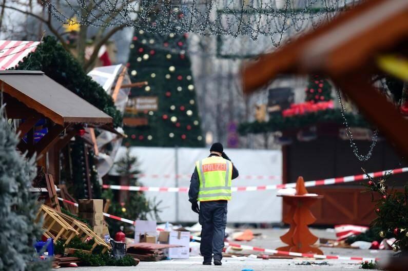 Le marché de Noël attaqué le 19 décembre à Berlin.